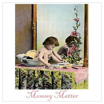 Vintage Mommy Poster