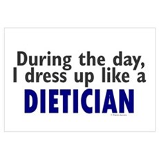 Dress Up Like A Dietician Canvas Art