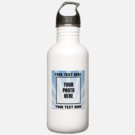 Personalized Sports Sports Water Bottle