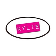 Kylie Punchtape Patches