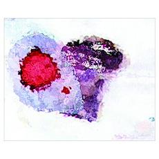 Crystaline Love Poster