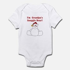Grandpa's Snuggle Bear Infant Bodysuit