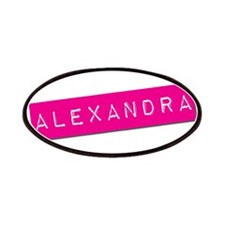 Alexandra Punchtape Patches