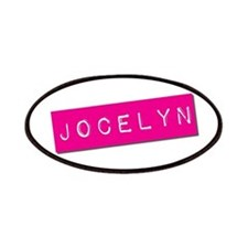 Jocelyn Punchtape Patches