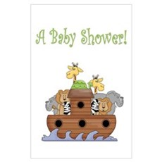 It's A Baby Shower (Noah's Arc 2) Prin Poster
