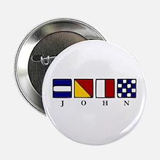 "nautical john 2.25"" Button"