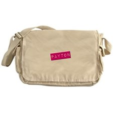 Payton Punchtape Messenger Bag
