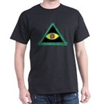 Badass Illuminati Dark T-Shirt