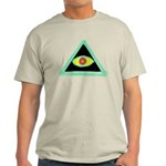Badass Illuminati Light T-Shirt