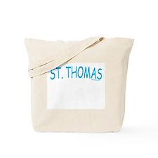 St. Thomas - Tote Bag