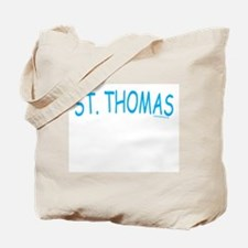 St. Thomas - Tote Bag