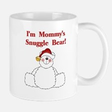 Mommy's Snuggle Bear Mug