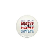 My Demands Mini Button (10 pack)