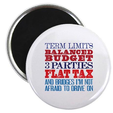 "My Demands 2.25"" Magnet (100 pack)"