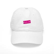 Ellie Punchtape Baseball Cap