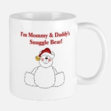 Mommy and Daddy's Snuggle Bear Mug
