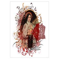 Cool Catholic saints Wall Art