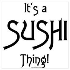 It's a Sushi Thing! Poster