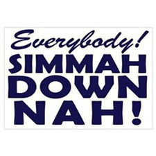 Funny SNL Simmah Down Nah