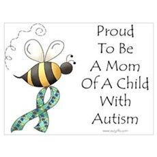 Autism Mom Poster