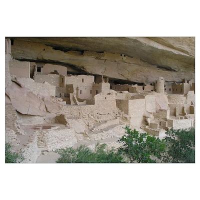 Mesa Verde National Park Poster