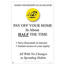 "HomeOwner Accelerator<br>Lobby <br>23"" x 35"" Canvas Art"