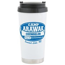 Camp Arawak Stainless Steel Travel Mug