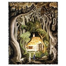 Hansel & Gretel Print Poster