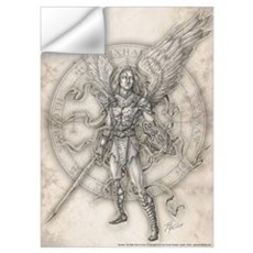 Archangel Michael Wall Decal