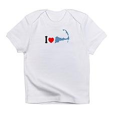 Cape Cod MA - I Love Cape Cod. Infant T-Shirt