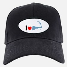 Cape Cod MA - I Love Cape Cod. Baseball Hat