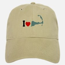 Cape Cod MA - I Love Cape Cod. Baseball Baseball Cap