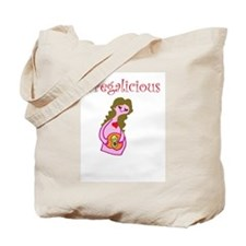 Pregalicious Tote Bag