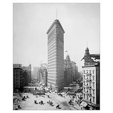 Flatiron Building, 1905 Poster
