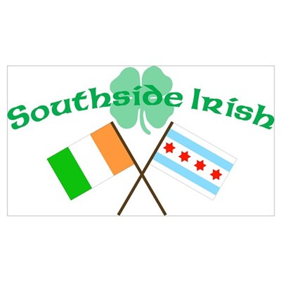 Southside Irish Poster