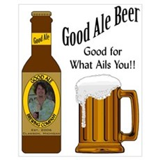 Good Ale (ver. #2) Poster