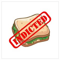 Indicted Ham Sandwich Poster