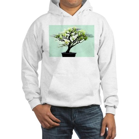 Bonsai Garden Hooded Sweatshirt