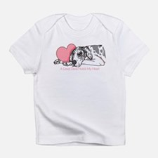 Harle UC Holds Heart Infant T-Shirt