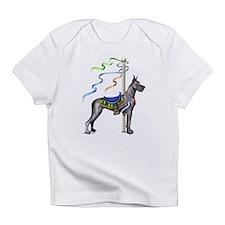 Great Dane Black Carousel Infant T-Shirt
