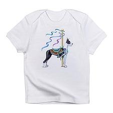Great Dane Mantle Carousel Infant T-Shirt
