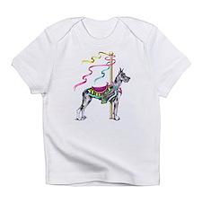 Great Dane Merle Carousel Infant T-Shirt