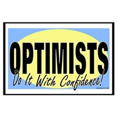 Optimists Poster