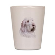 Italian Spinone Italiano Shot Glass