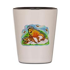 Papillon Mystical Monarch Shot Glass