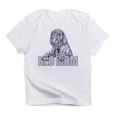 Neo Mom Blue UC Infant T-Shirt