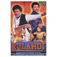 Bulandi Bollywood Poster