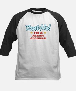 Trust Me Marine engineer Tee