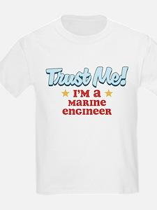 Trust Me Marine engineer T-Shirt