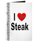 I Love Steak Journal